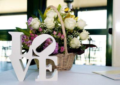 Decoration table mariage cadeaux love wedding planner paris
