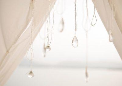 decoration-diamants-suspendus-mariage