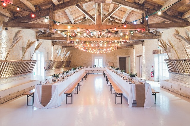 mariage champetre decoration grange nature wedding planner ile de france