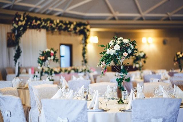 decoration lieu de reception agence de mariage
