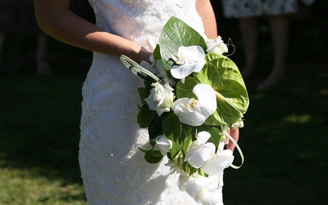 Tendance : comment remplacer le traditionnel bouquet de mariée ?
